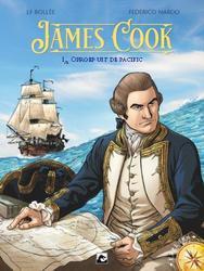 James Cook Hc01. Oproep Uit...