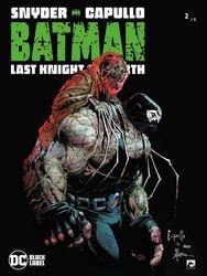 Batman 02. Last Knight On...
