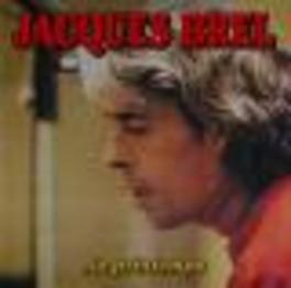 AU PRINTEMPS Audio CD, JACQUES BREL, CD