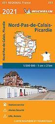 HAUTS-DE-FRANCE 10511 CARTE...