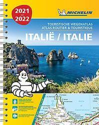 ITALIE 22465 ATLAS MICHELIN...