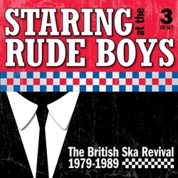 STARING AT THE RUDE BOYS:...