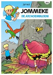 JOMMEKE 303. DE ATCHOEMBLOEM