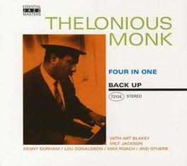 FOUR IN ONE Audio CD, THELONIOUS MONK, CD