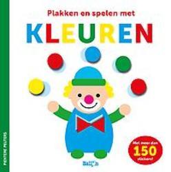 Kleuren (stickerboek)