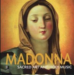MADONNA SACRED AND HOLY EARBOOKS/4 CD + BOOK Audio CD, V/A, Book, misc