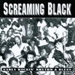 SCREAMING BLACK
