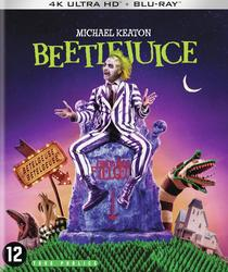 Beetlejuice, (Blu-Ray 4K...