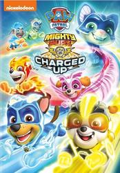 Paw patrol - Mighty pups charged up, (DVD)