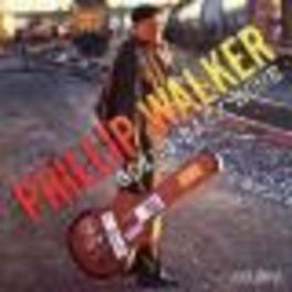 GOING BACK HOME PHILLIP WALKER, CD