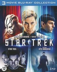 Star trek 1-3 , (Blu-Ray)