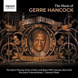 MUSIC OF GERRE HANCOCK