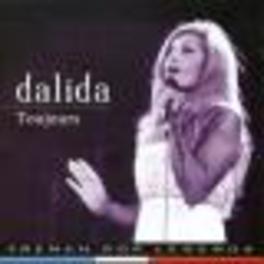 TOUJOURS Audio CD, DALIDA, CD