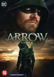 Arrow - Seizoen 8, (DVD)