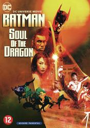 Batman - Soul of the dragon, (DVD)