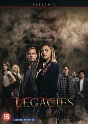 Legacies - Seizoen 2, (DVD)