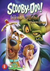 Scooby Doo - The sword and the Scoob, (DVD)