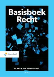 Basisboek Recht (e-book)