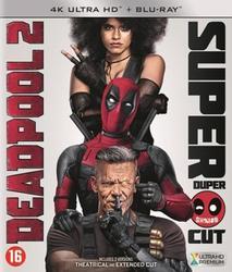 Deadpool 2, (Blu-Ray 4K...