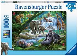 Jungle dieren (100 stukken,...