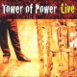 SOUL VACCINATION: LIVE Audio CD, TOWER OF POWER, CD