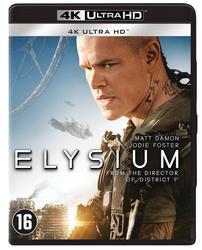 Elysium, (Blu-Ray 4K Ultra HD)