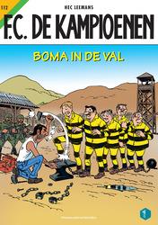 FC DE KAMPIOENEN 112. BOMA...
