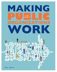 Making Public organizations...