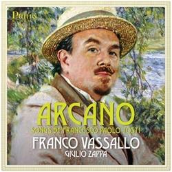 ARCANO SONGS BY FRANCESCO...