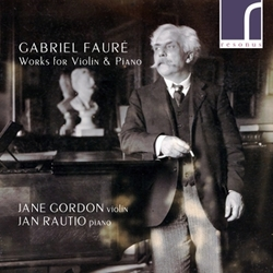 FAURE WORKS FOR VIOLIN.. .....