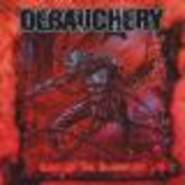 RAGE OF THE BLOODBEAST Audio CD, DEBAUCHERY, CD