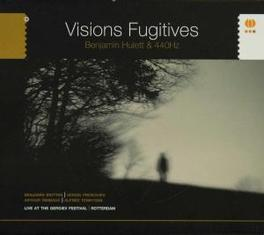 VISIONS FUGITIVES W/440HZ//RECORDED AT THE GERGIEV FESTIVAL 2008 Audio CD, BENJAMIN HULETT, CD