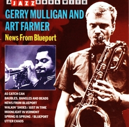 NEWS FROM BLUEPORT WITH ART FARMER Audio CD, GERRY MULLIGAN, CD