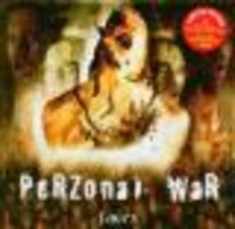 FACES Audio CD, PERZONAL WAR, CD