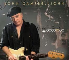 GOOD TO GO Audio CD, JOHN CAMPBELLJOHN, CD