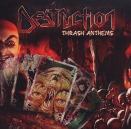 TRASH ANTHEMS + 2 Audio CD, DESTRUCTION, CD