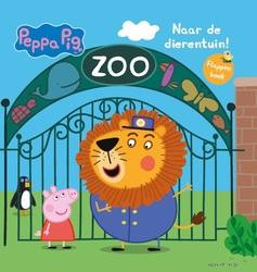 Peppa - naar de dierentuin