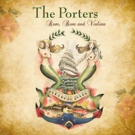 RUM BUM & VIOLINA PORTERS, Vinyl LP