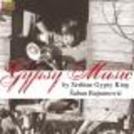 GYPSY MUSIC BY SERBIAN GY BY SERBIAN GYPSY KING & BLACK MAMBA BAND Audio CD, SABAN BAJRAMOVIC, CD