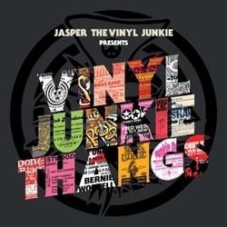 VINYL JUNKIE.. -LP+7'- .....