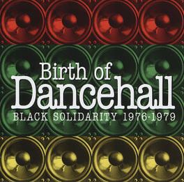 BIRTH OF DANCEHALL V/A, CD