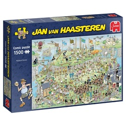 Jan van Haasteren - Highland Games (1500 stukjes)