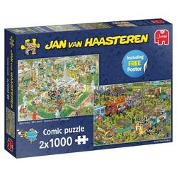 Jan van Haasteren - Food...