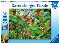 Reptielen resort (300 stukjes)