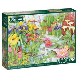 Falcon - The Flower Show: The Water Garden (1000 stukjes)