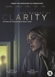 Last Moment of Clarity, (DVD)