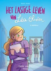 Het lastige leven van Léa Olivier Strip 2 - Roddels