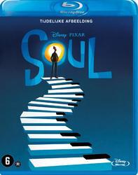 Soul, (Blu-Ray)
