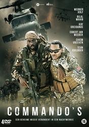 Commando's, (DVD)