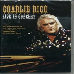 Charlie Rich - Live In...